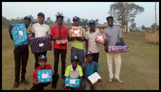 Some RG Members with Prizes won at Rosani Golf 10th Anniversary events February 2017